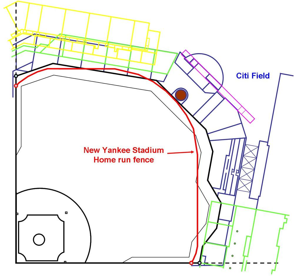 Pictures Of New Citi Field Dimensions and Blue Wall Awesome Citi field new dimensions pictures