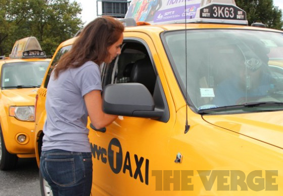 uber the outlaw a rogue startup fights the taxi power the verge. Black Bedroom Furniture Sets. Home Design Ideas