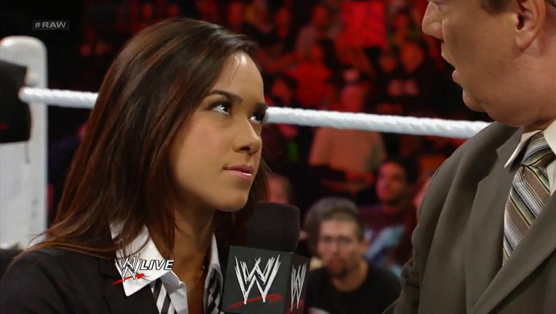 The many faces of WWE Diva and Raw General Manager AJ Lee