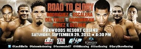 Rodriguez a sure frontrunner against inexperienced Escalera