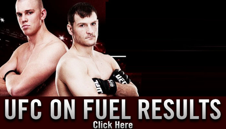 UFC on FUEL TV 5 Results