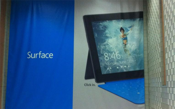 Surfaceads