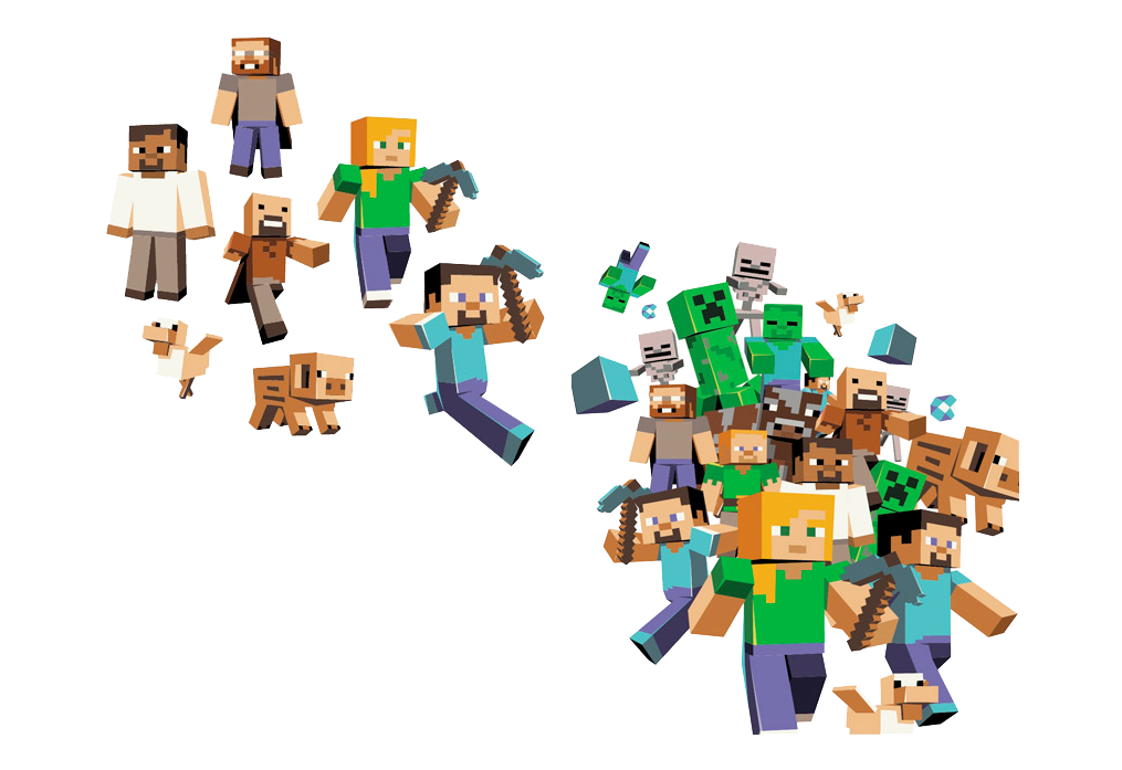 Minecraft Living Room Xbox 360 minecraft xbox 360 edition review: heart-shaped blocks | polygon