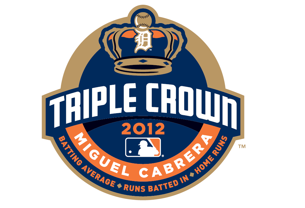 The Triple Crown has a logo - Bless You Boys