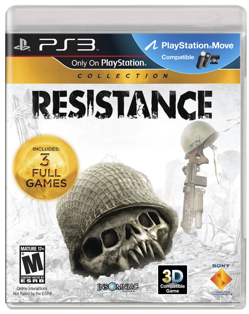 Resistance-collection-box