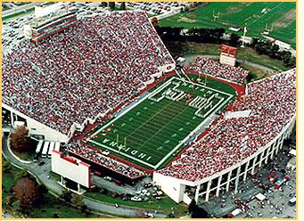 Memorial Stadium at Indiana University