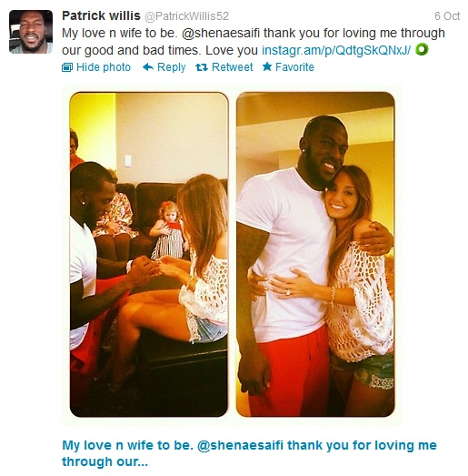Patrick Willis Fiance The Booth Review – 4...