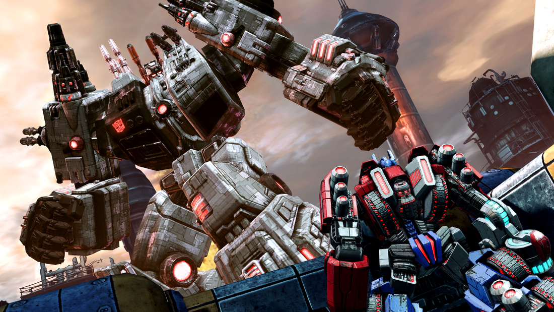 Transformers_foc_-_optimus_with_metroplex_in_battle_12