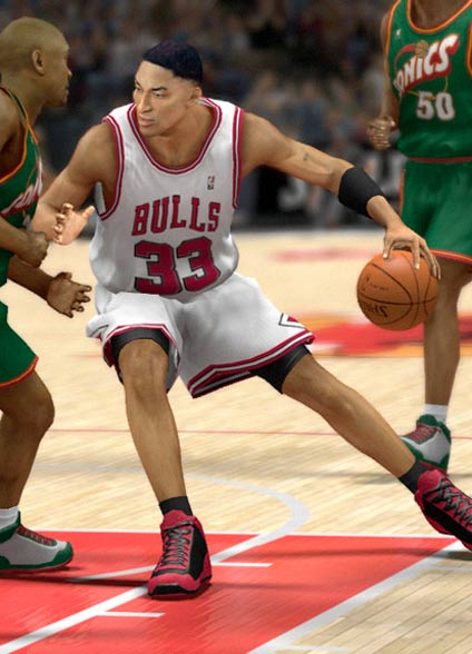 Dribble-nba