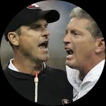Harbaugh head explosion