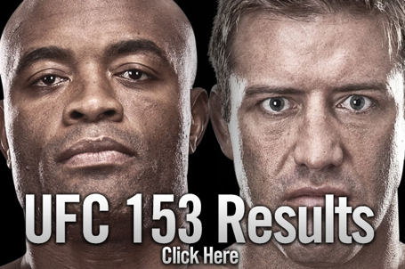 UFC 153 Results