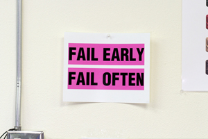 Fail_early_fail_often