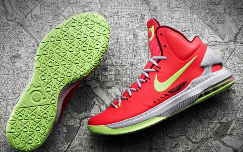 kd_v_shoe_medium - Kevin Durant Shoes Coloring Pages