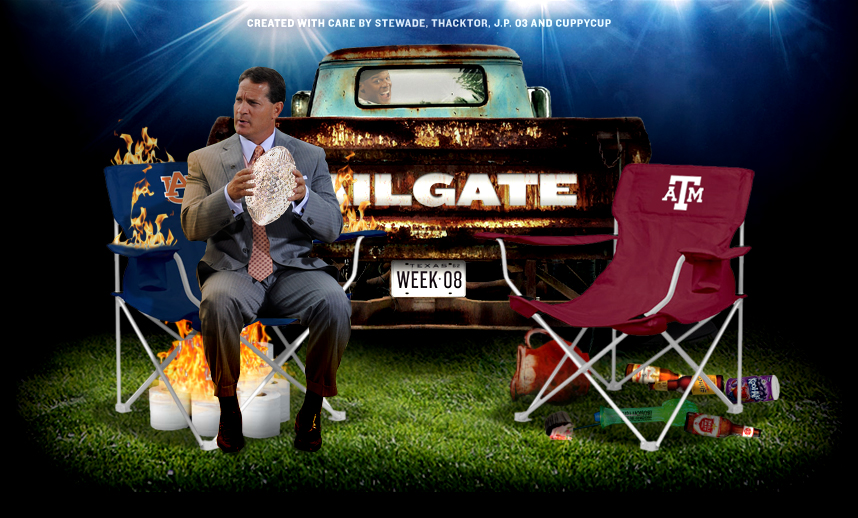 Tailgate Header