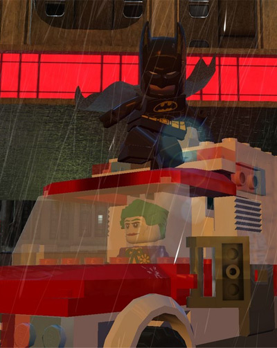 Lego Batman 2: DC Super Heroes review: dynamic do-over | Polygon
