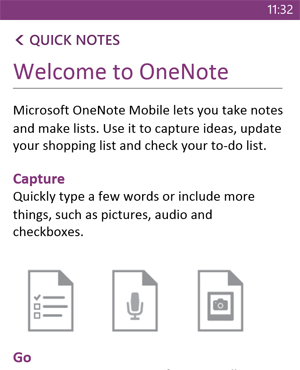 Wp8-onenote