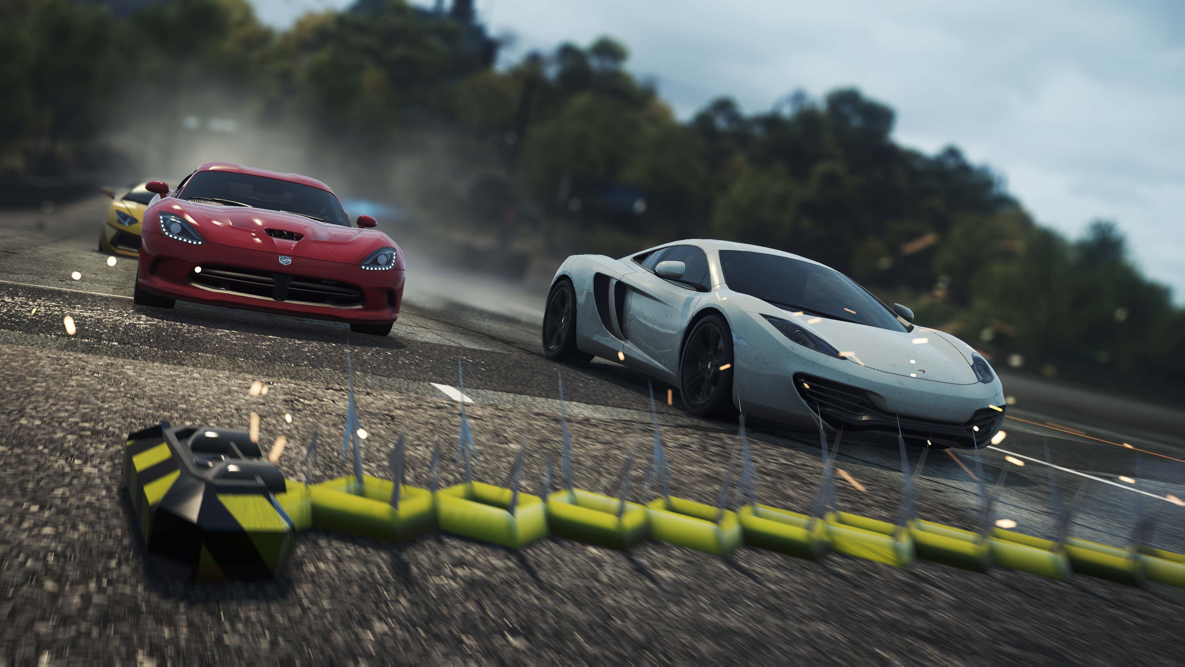 Need For Speed Most Wanted Review Paradise Found