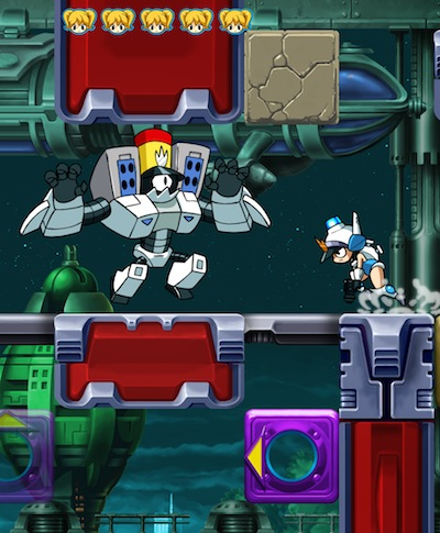 Mighty Switch Force HD