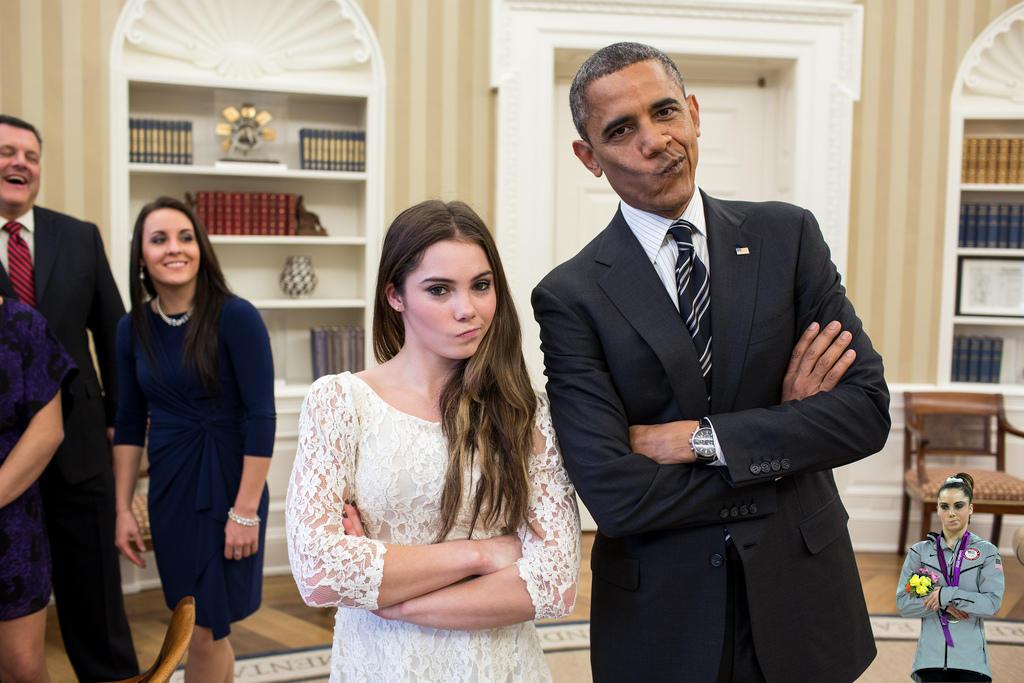 McKayla-Obama
