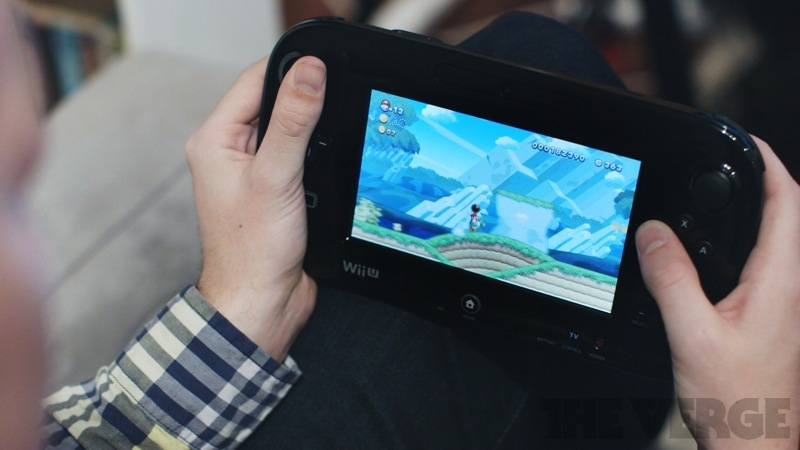 Nintendo wii u review the verge for Wii u portable mod