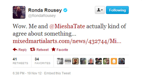 Help me Ronda