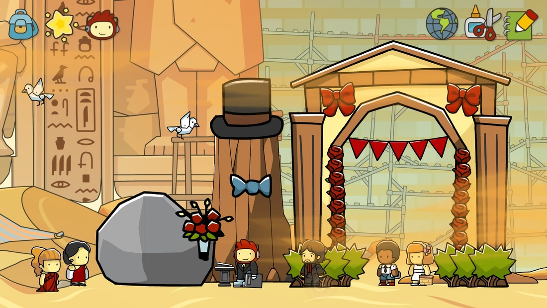 scribblenauts unlimited download failed