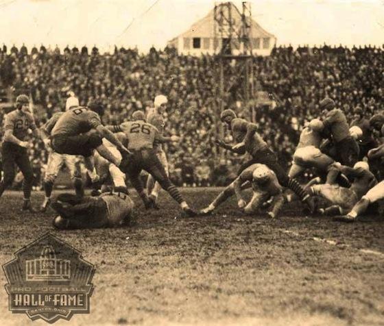 Thanksgiving_1934_lions_v_bears