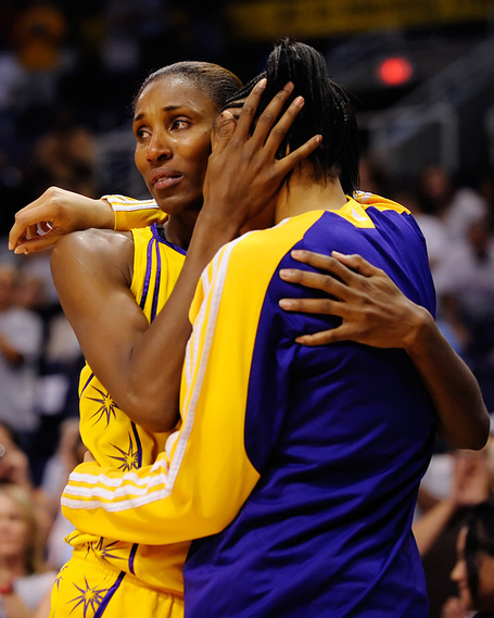Lisa Leslie's Legacy: Reflections from a Relatively Recent ...