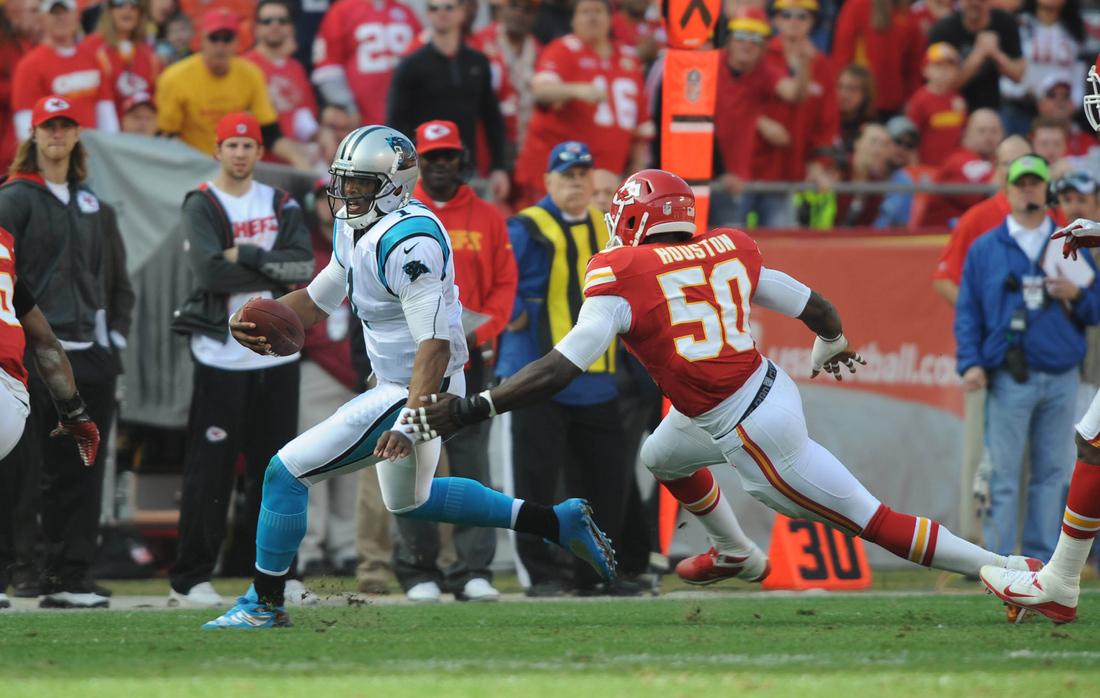 Brady Quinn Chiefs Vs Panthers Panthers vs. Chiefs 20...