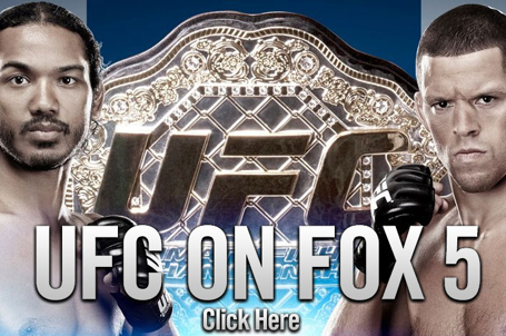 UFC on FOX 5 Results
