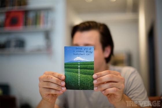 Paul-postcard
