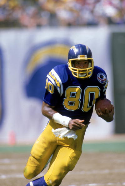 What Was Your Favorite San Diego Chargers Memory Bolts
