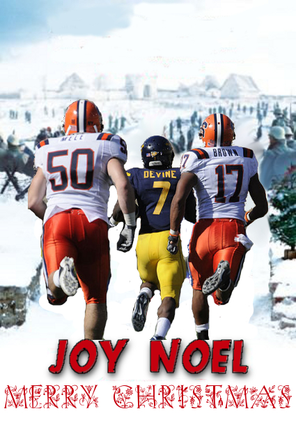 Holiday Classic Joyeux Noel The Smoking Musket