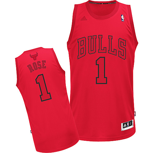 Bulls Christmas jerseys: Chicago busts out all red look vs ...