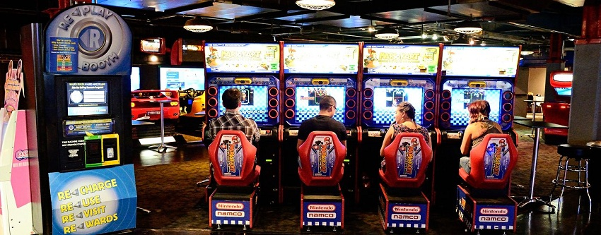 "Sara on Twitter: ""@waldengalleria Namco Cyberstation arcade http ..."