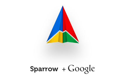 Sparrow_and_google
