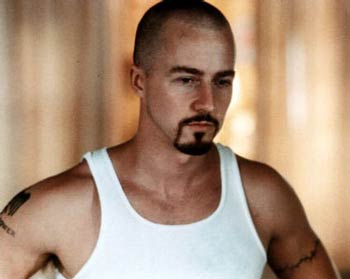 an analysis of the character derek vinyard in the film american history x American history x (1998) is a film people are often reluctant to discuss  the  film's protagonist, derek vinyard (edward norton), starts out as a normal  derek  is a truly developed character his hatred is his history and the.