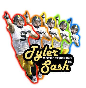 Tyler Motherfuckin' Sash