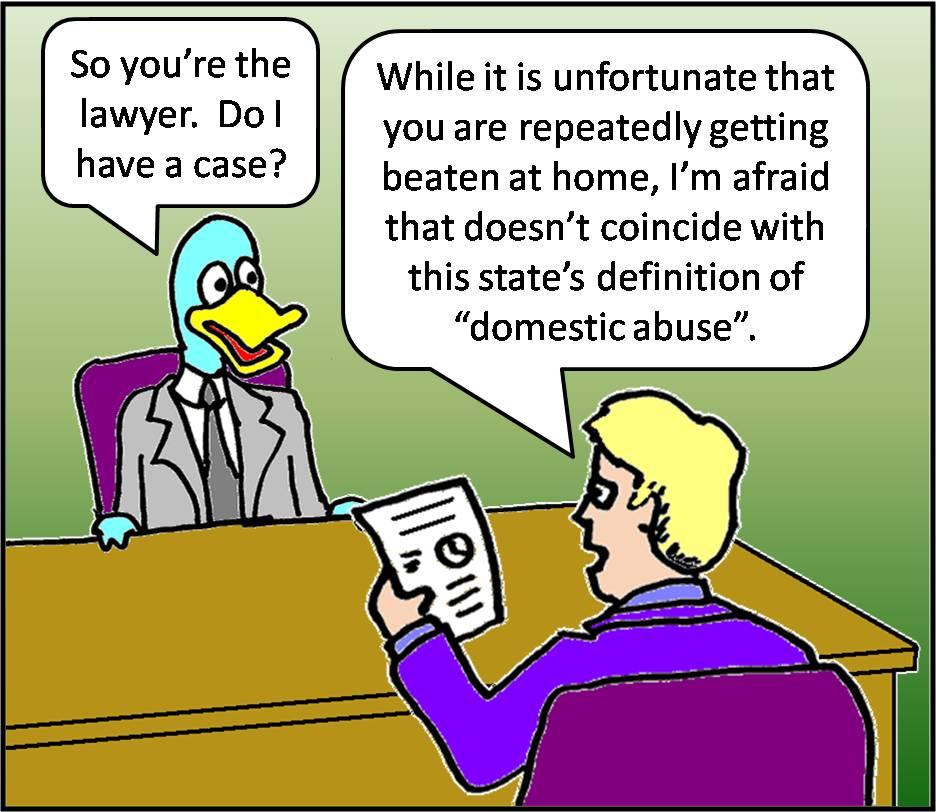 legal advice cartoons
