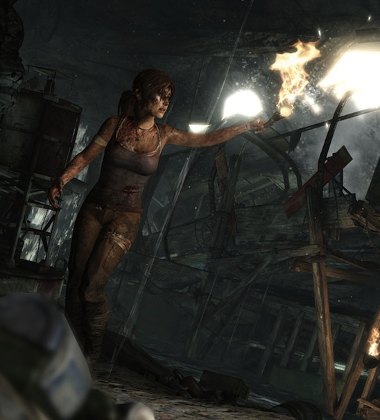 Tomb Raider Definitive Edition For Xbox One And Ps4 4k Hd: Polygon's Games Of Winter 2013