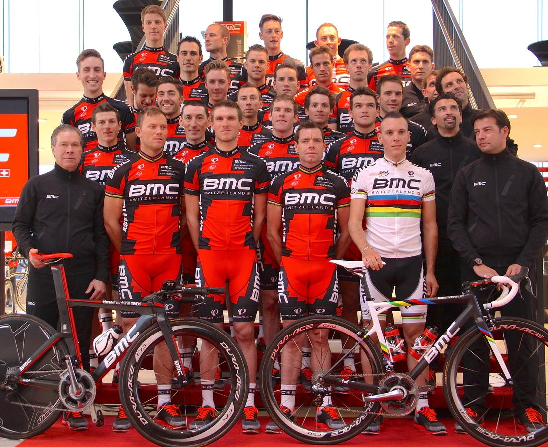 Thru Patrick Verhoest's Lens: The BMC Team and Concept ...