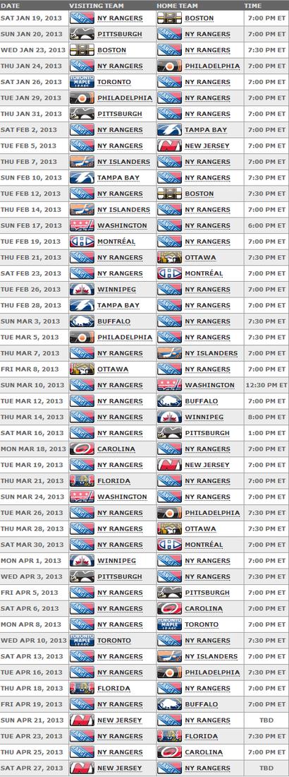 Nhl schedule release date in Perth