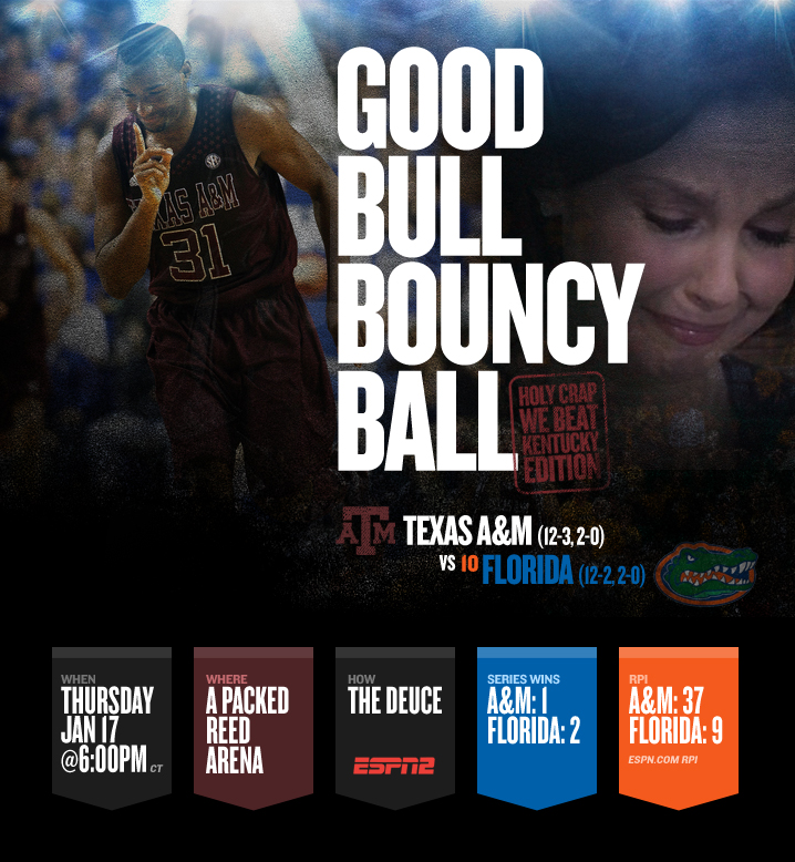 Good Bull Bouncy Ball Header