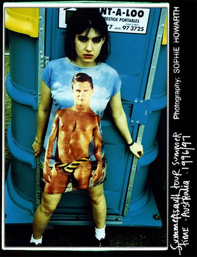 Kathleen-australia-tour-96-97