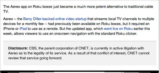 Cnet_disclosure