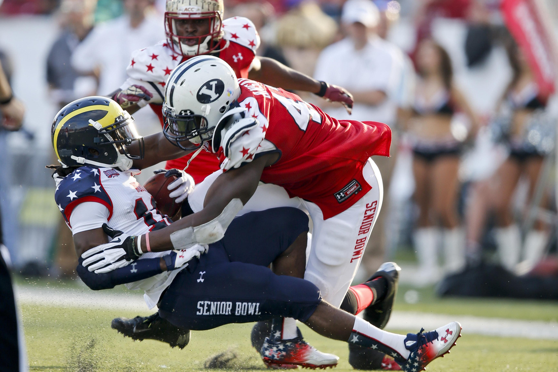 NFL Draft 2013 Ziggy Ansah scouting report Big Cat Country