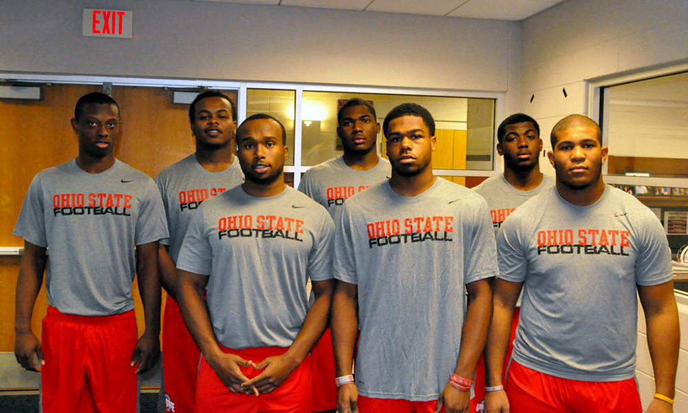 Ohio State's early enrolleees