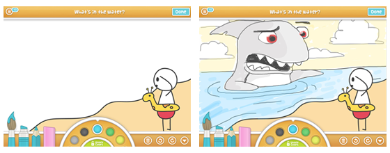 Drawquest_screens