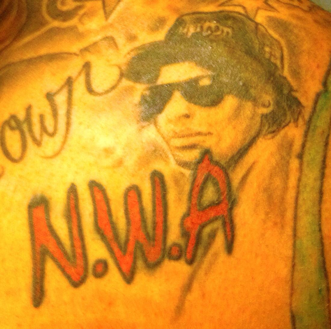 Chandler Quot I Love My Tattoos Quot Denver Stiffs