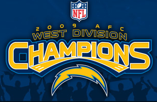 Presenting Your 2009 Afc West Champion San Diego Chargers